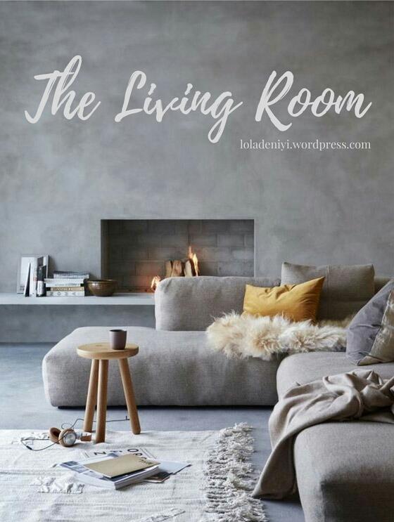 living room wordpress